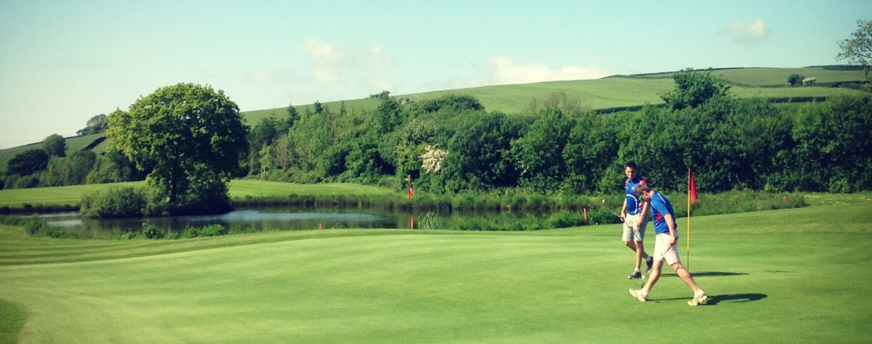 Derllys Court Golf Club